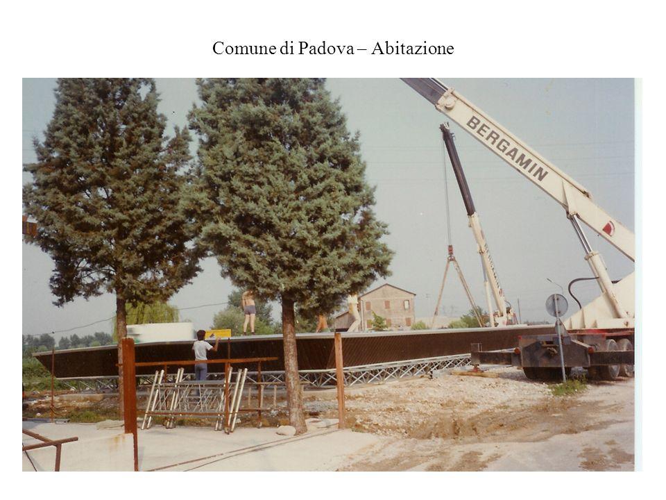 Comune di Padova – Abitazione