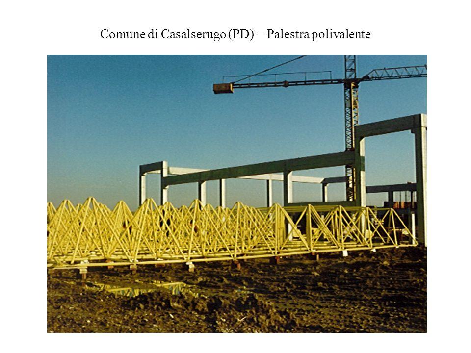 Comune di Casalserugo (PD) – Palestra polivalente