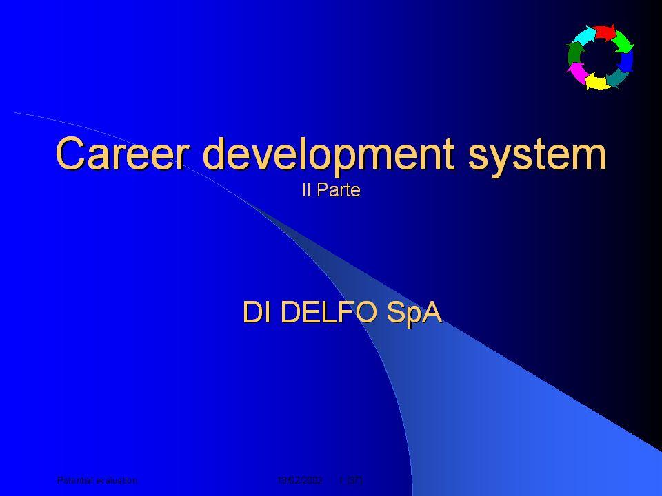 The Assessment/ Development Centre Continuum