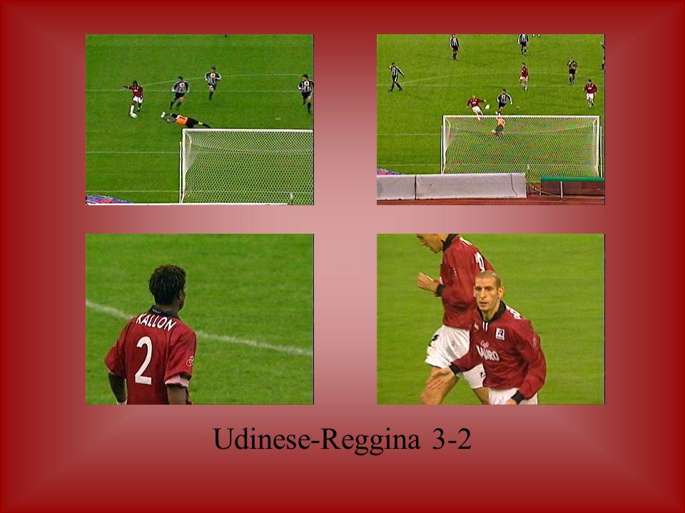 Udinese-Reggina 3-2