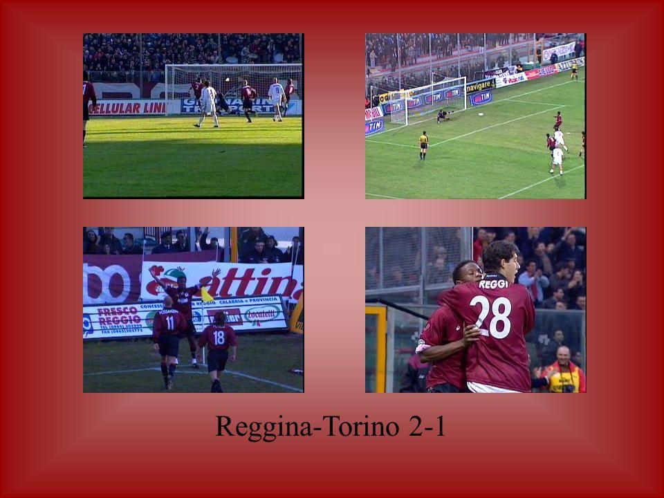Reggina-Torino 2-1