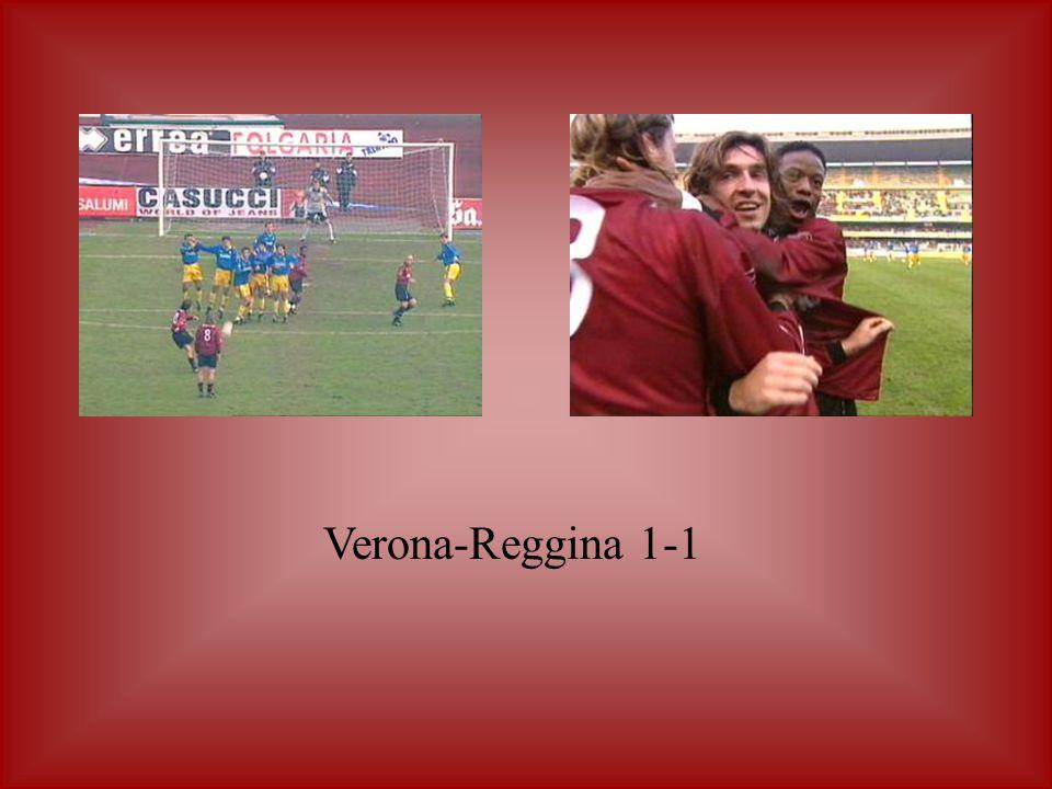 Verona-Reggina 1-1