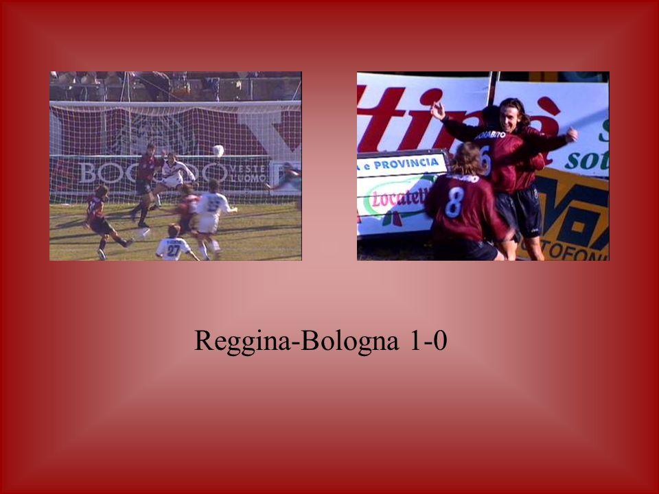 Reggina-Bologna 1-0