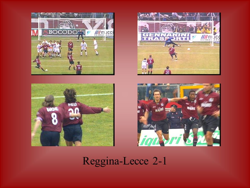 Reggina-Lecce 2-1