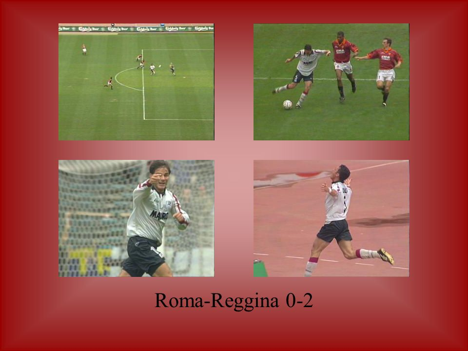 Roma-Reggina 0-2