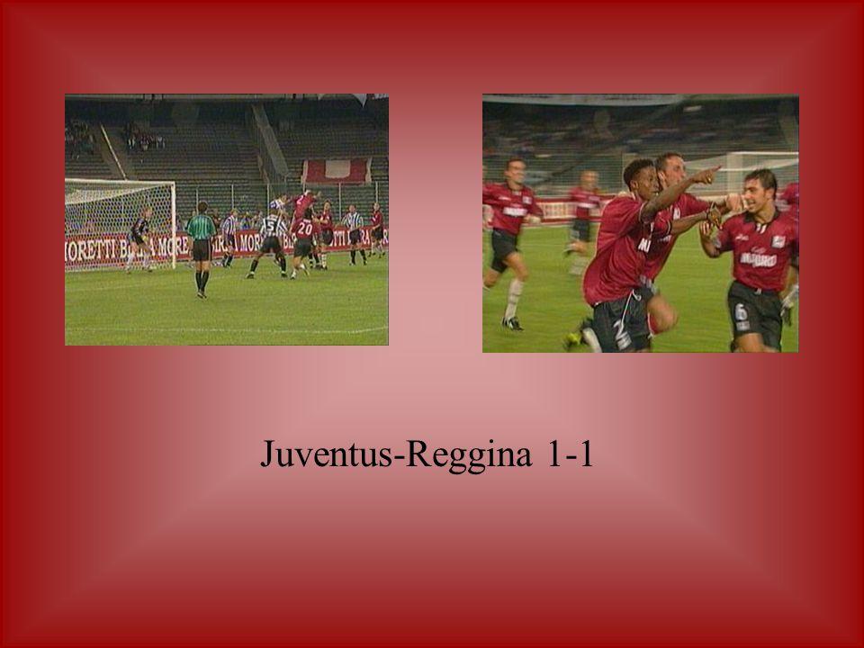 Juventus-Reggina 1-1
