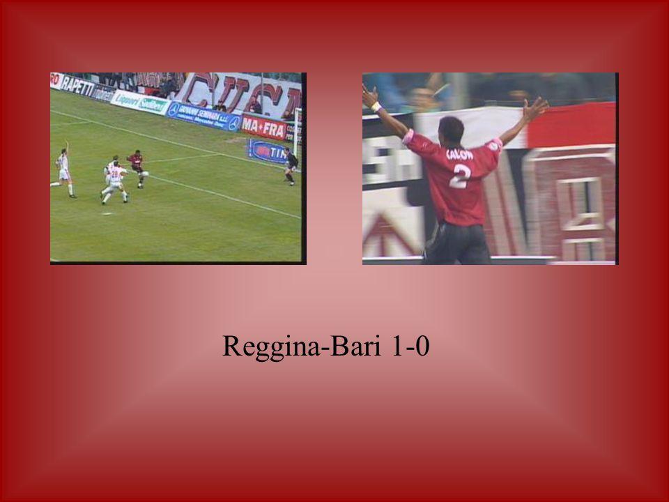 Reggina-Bari 1-0