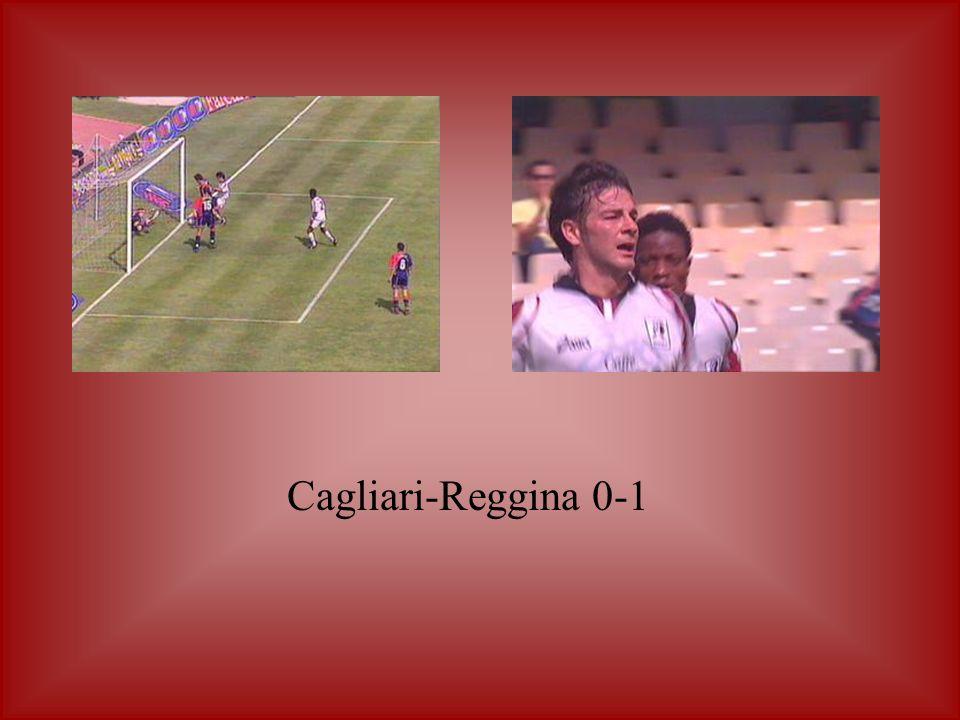 Cagliari-Reggina 0-1