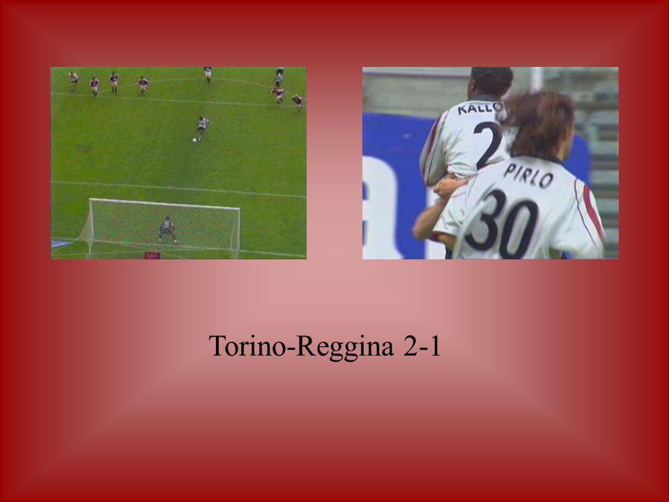 Torino-Reggina 2-1