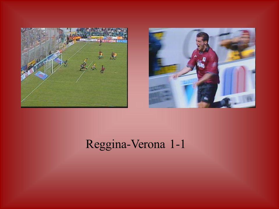 Reggina-Verona 1-1
