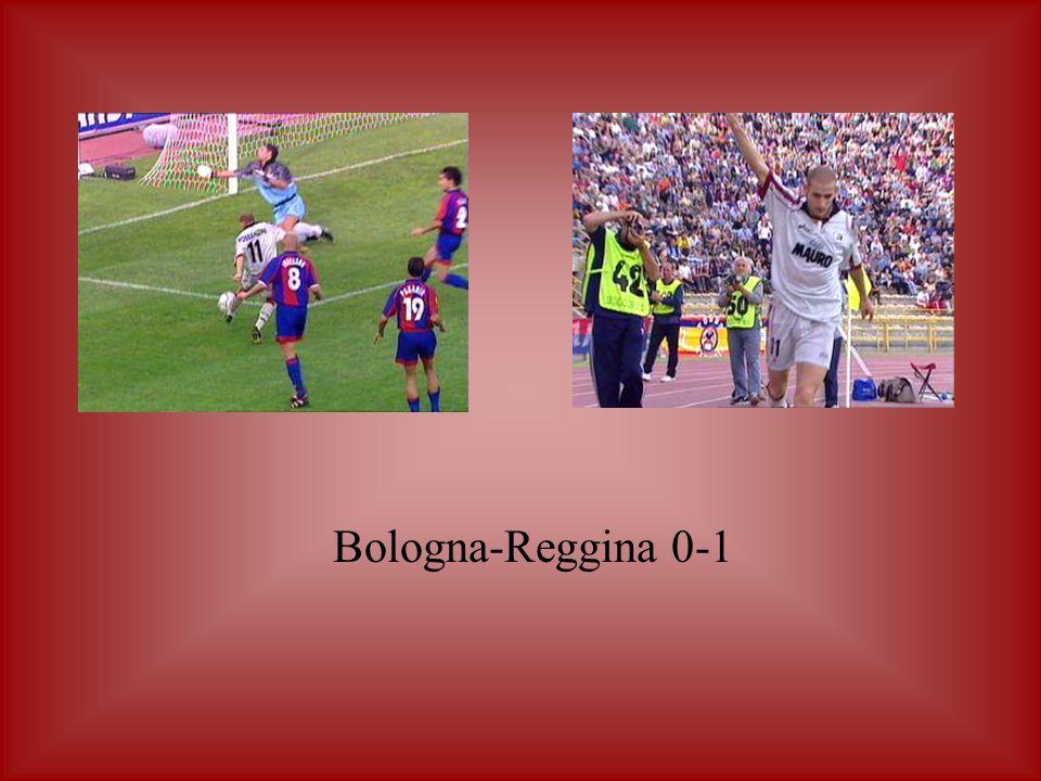 Bologna-Reggina 0-1