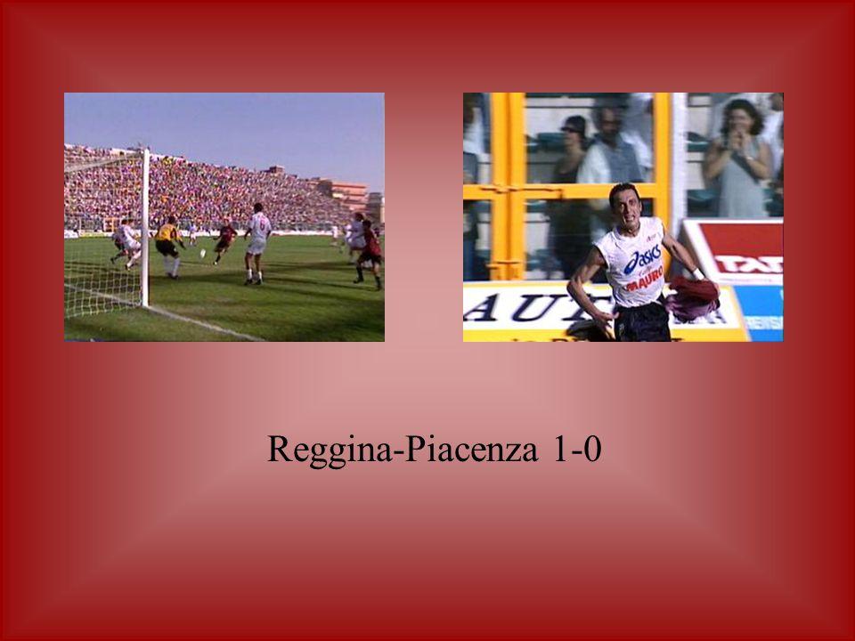 Reggina-Piacenza 1-0