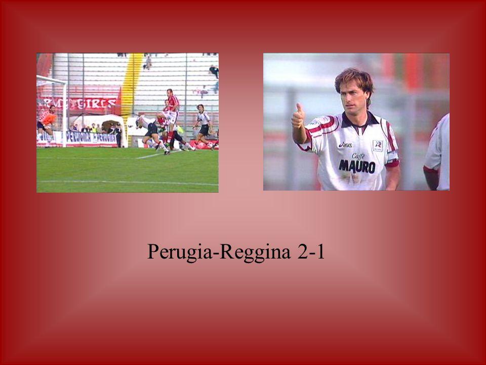 Perugia-Reggina 2-1