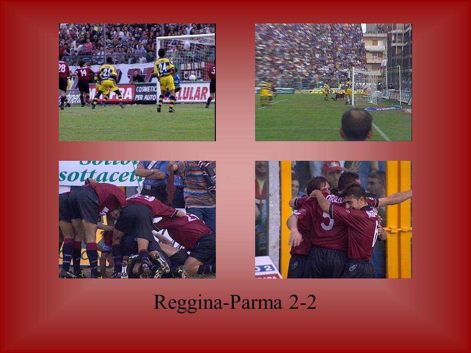 Reggina-Parma 2-2