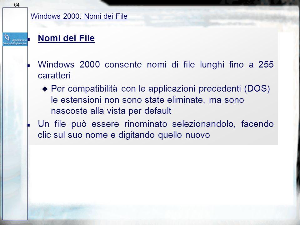 n Barra delle Applicazioni n Personalizzabile, può essere : u Trascinata, in qualunque posizione sul perimetro dello schermo u Nascosta, riapparendo a