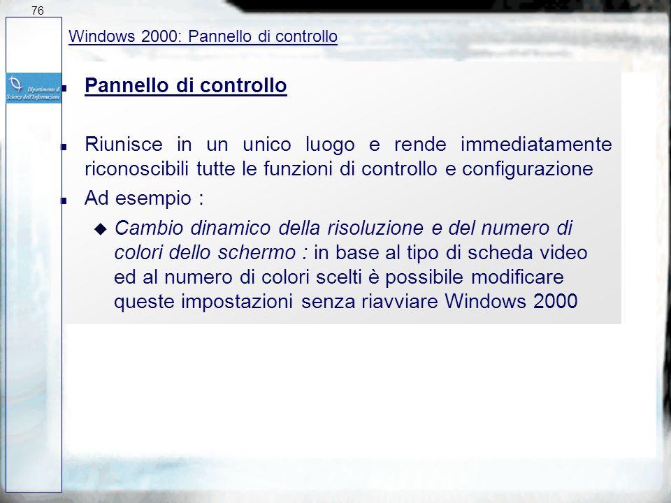 n Proprietà n Tutti gli oggetti della IU dispongono di proprietà personalizzabili : u Ad esse si accede mediante il menu che appare con un clic del pu