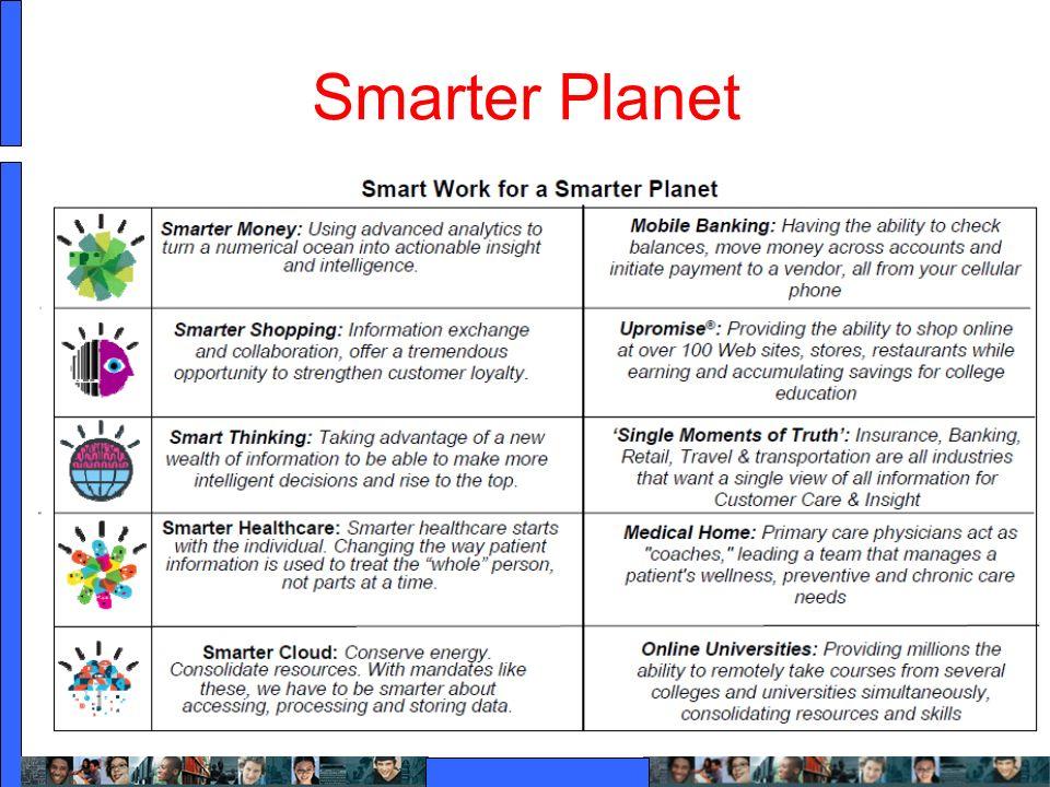 Smarter Planet