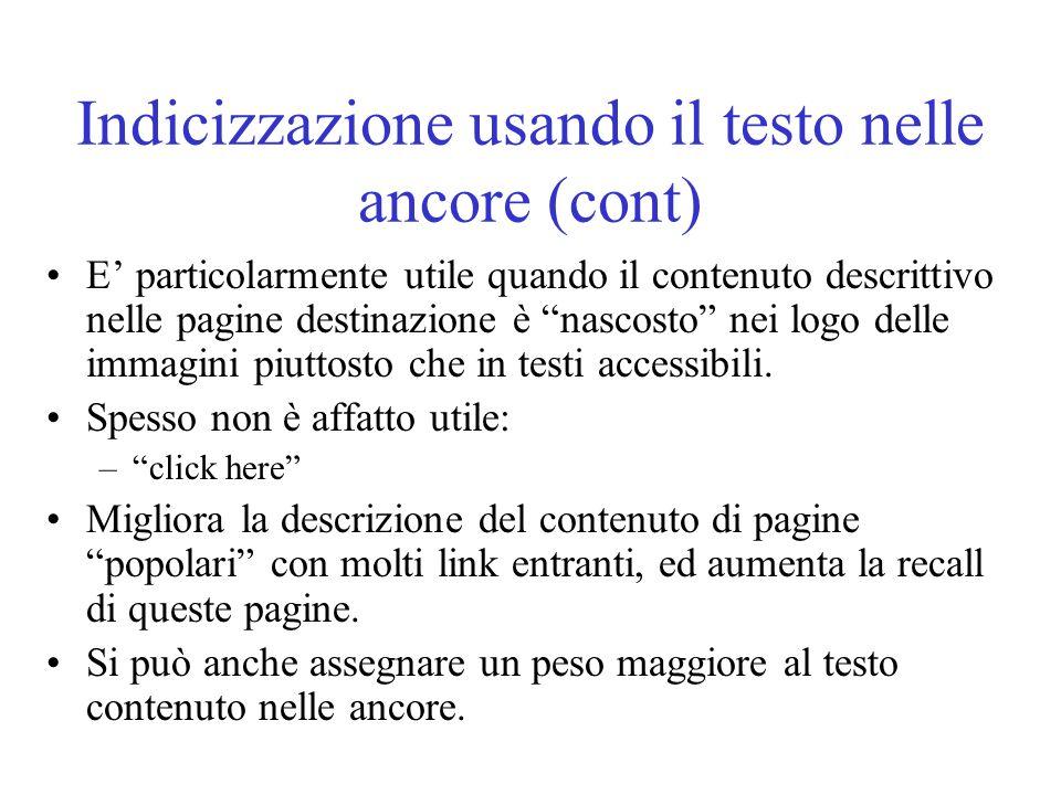 1.Classificazione 2.
