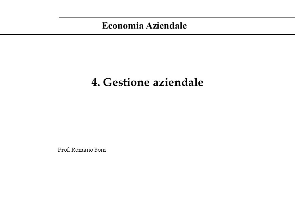 R. Boni Lez. 4 - 62 Servizi Prestazioni Disponibilità di - Prodotti - Attrezzature - Macchinari