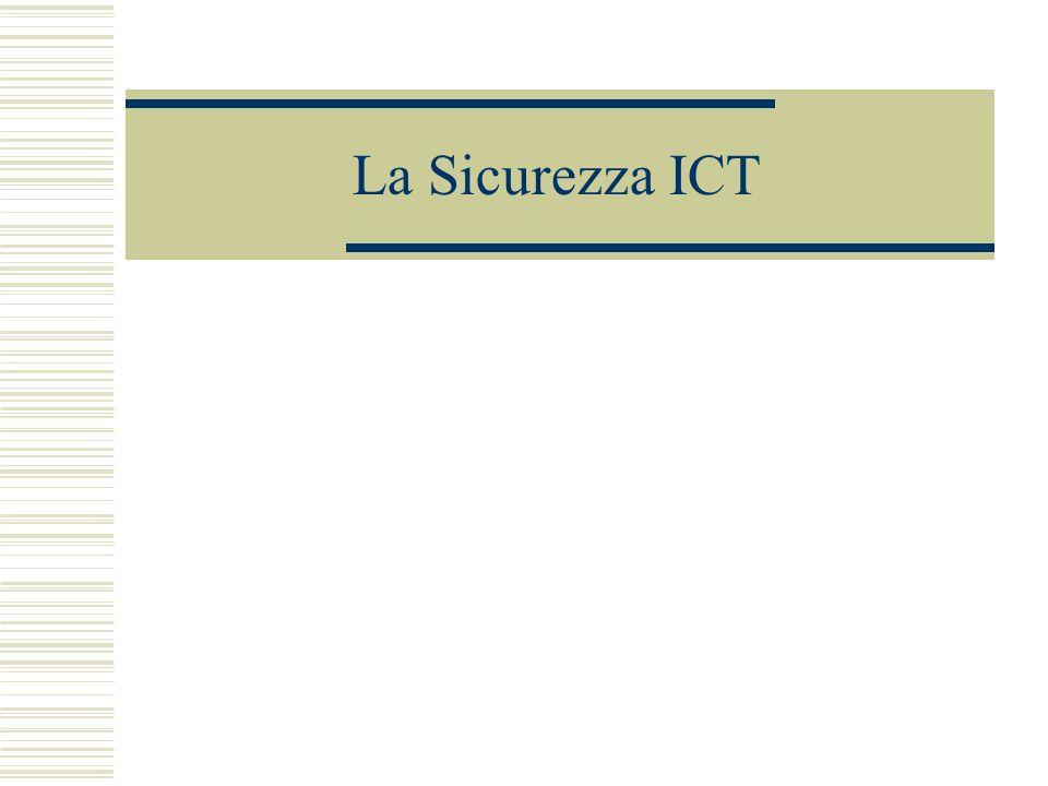 La Sicurezza ICT