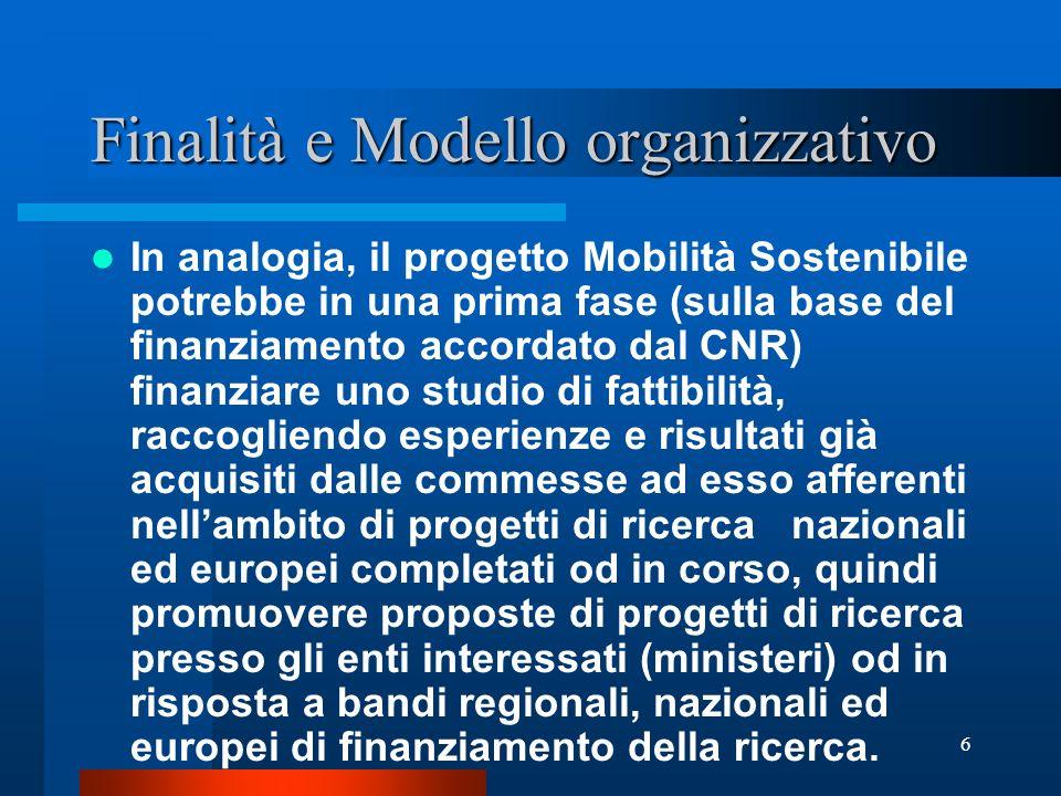 7 UTENTI / SUPPORTER /ATTORI REGIONI AZIENDE DI TRASPORTO PUBBLICO ARPA MINISTERO ATT.