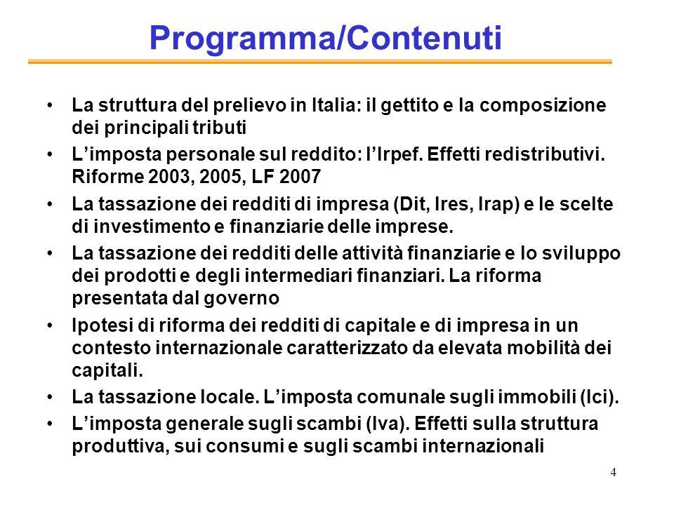 5 Testi di riferimento P.Bosi, M.C.