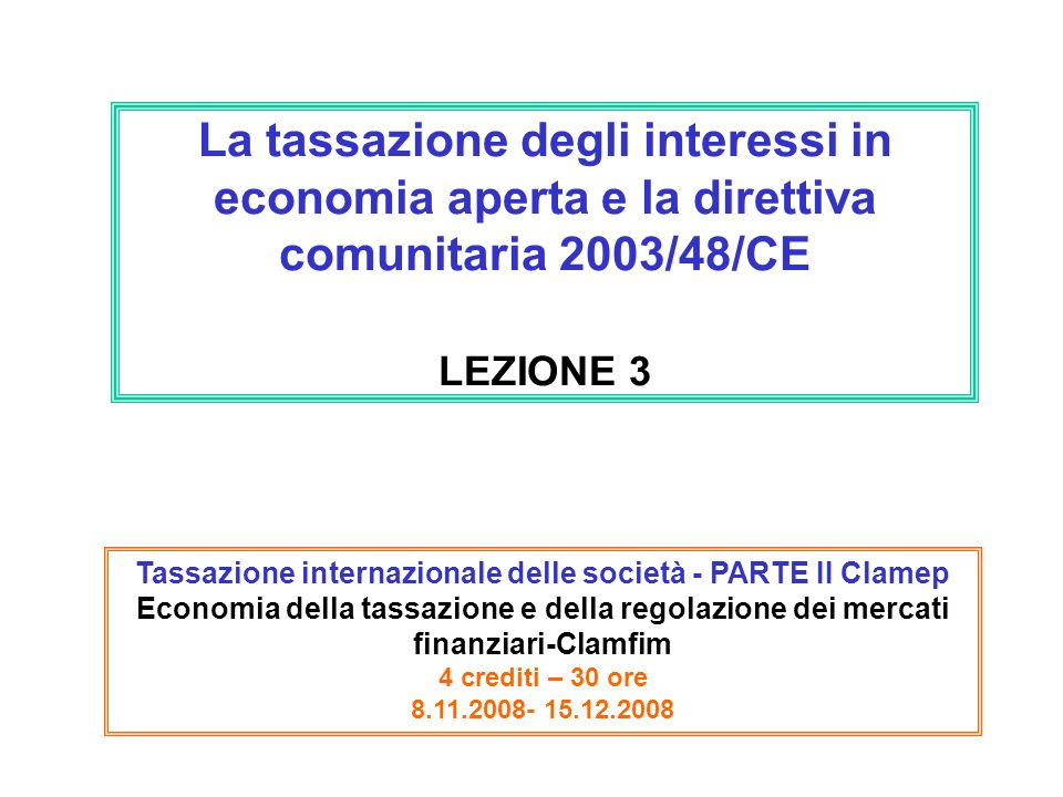 22 On 1 July 2005, the provisions of the Directive started to be applied by all EU Member States.