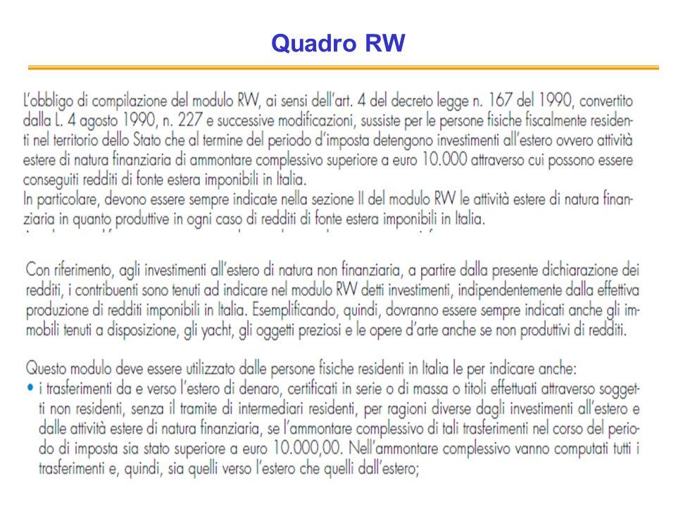 6 Quadro RW