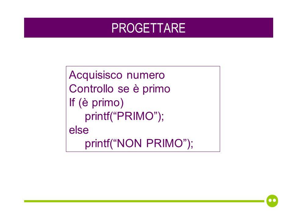 Formalizzazione problema INPUT: numero punti, sequenza coordinate x e y OUTPUT: distanza massima INPUT: numero punti, sequenza coordinate x e y OUTPUT: x i e y i coordinate punto distanza massima INPUT: numero punti, sequenza coordinate x e y OUTPUT: distanza media 1 2 3