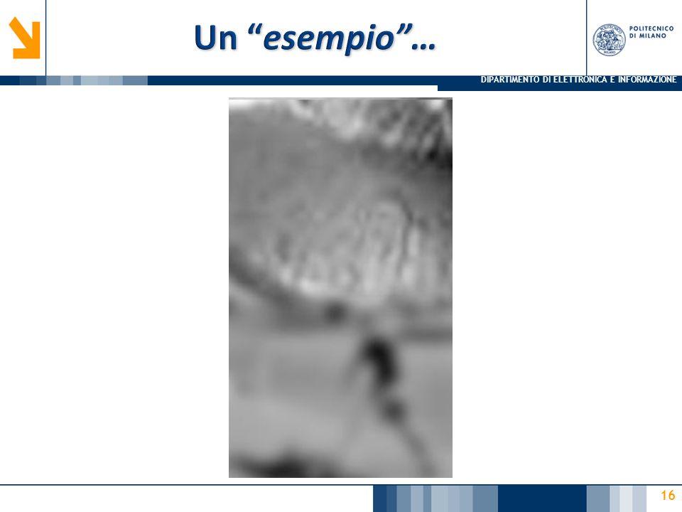DIPARTIMENTO DI ELETTRONICA E INFORMAZIONE 16
