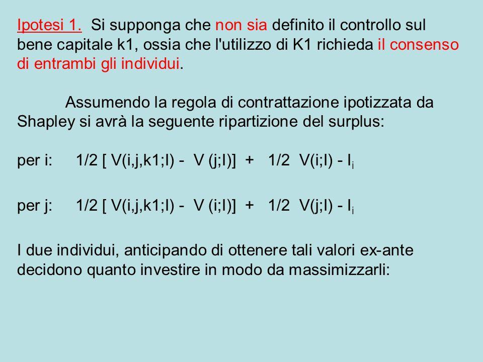 Ipotesi 1.