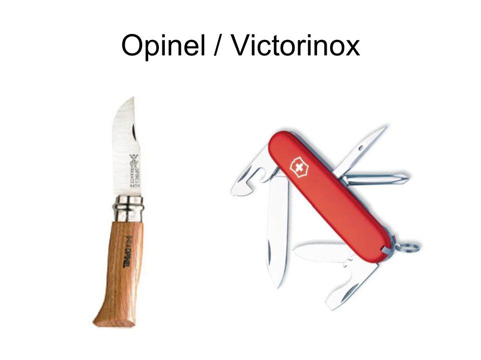 Opinel / Victorinox