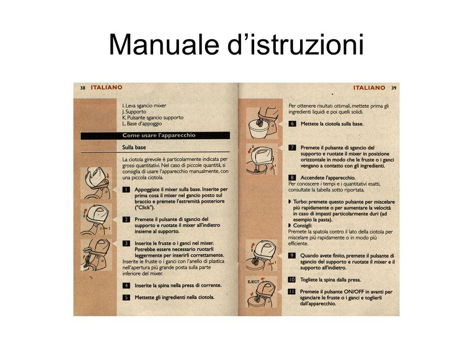 Manuale distruzioni