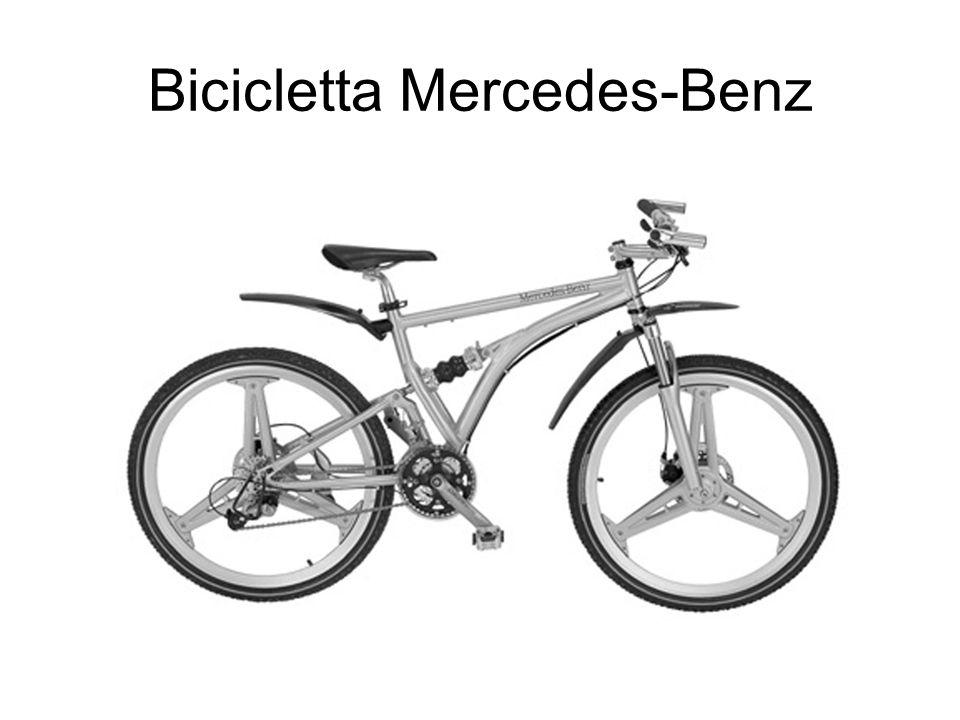 Bicicletta Mercedes-Benz