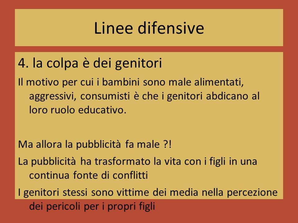 Linee difensive 4.