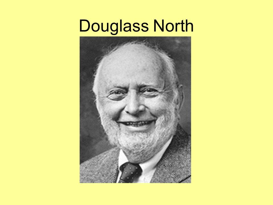 Douglass North
