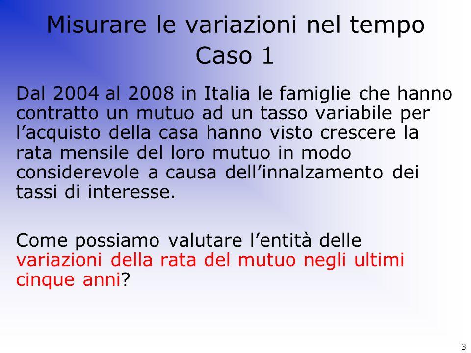 Dal 2004 al 2008 in Italia le famiglie che hanno contratto un mutuo ad un tasso variabile per lacquisto della casa hanno visto crescere la rata mensil