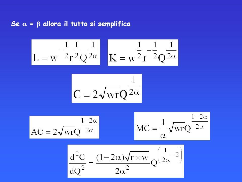 Se = allora il tutto si semplifica