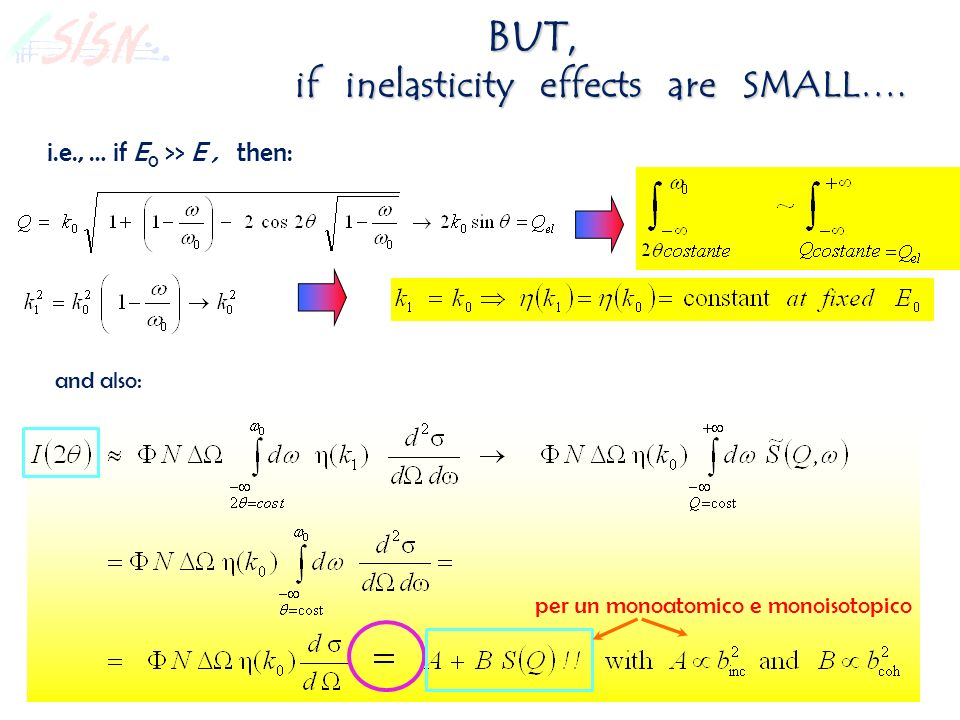 Data normalization to absolute units To normalize the data we need to determine the experimental factor F = ( 0 ) N.