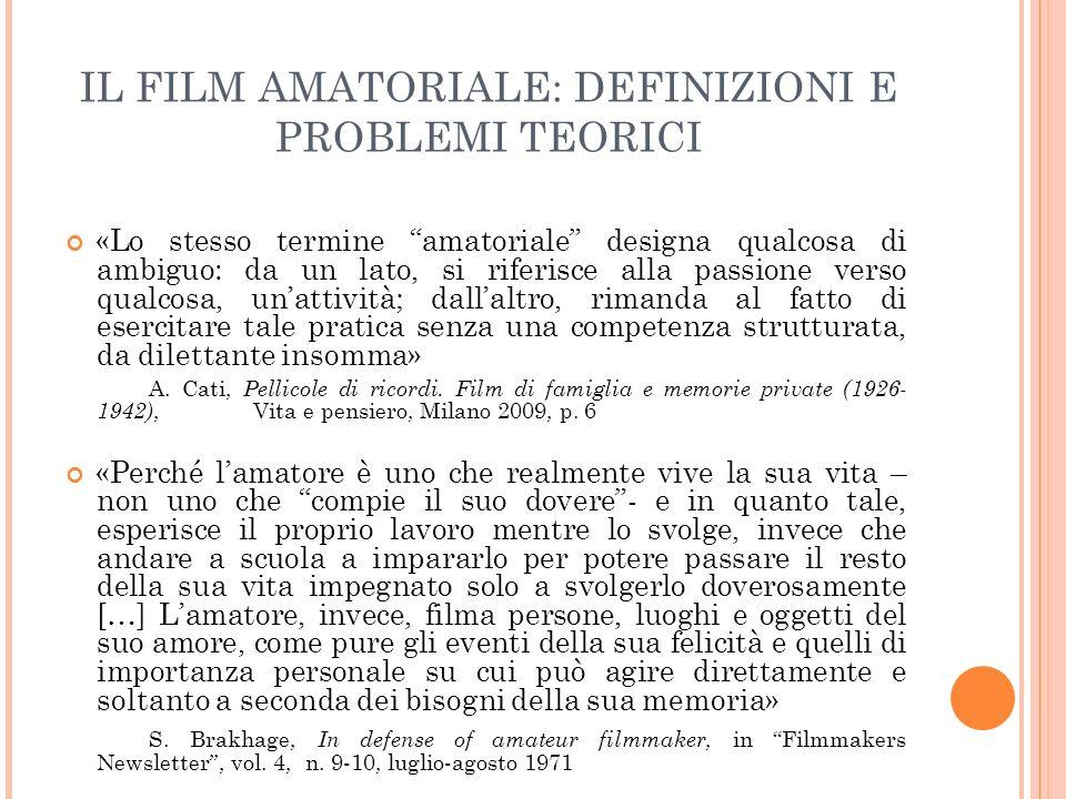 IL LAVORO DELLARCHIVIO Un archivio filmico si pone come primo obiettivo quello di conservare materiali in pellicola.