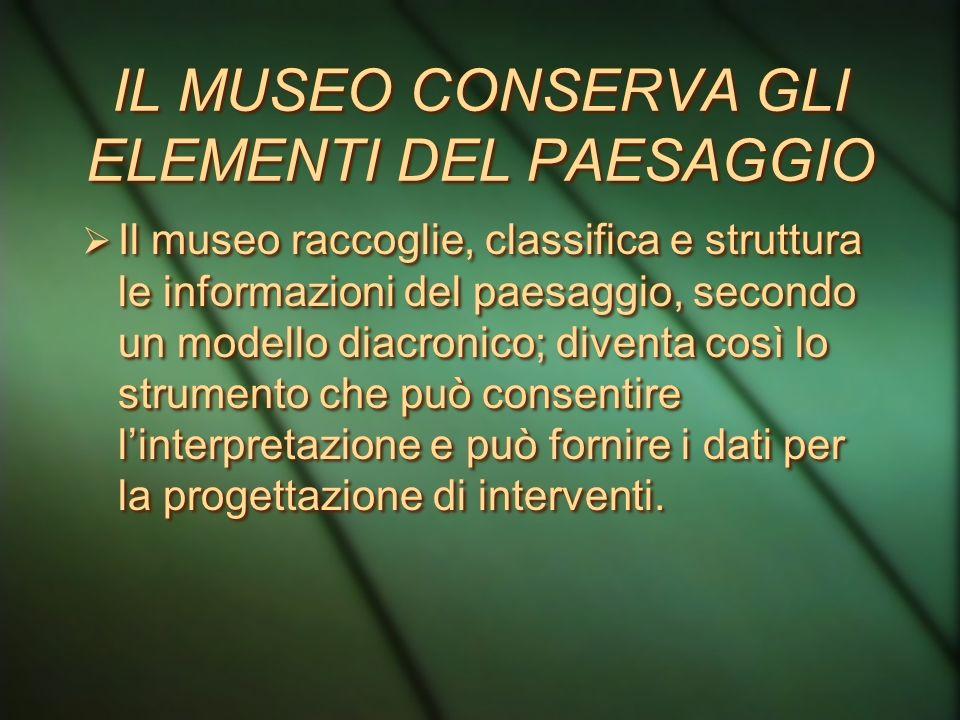 Conservazione Collezioni (politica di acquisizioni, collezioni storiche e collezioni aperte) Conservazione (fruizione oggi e per il futuro) Catalogazi