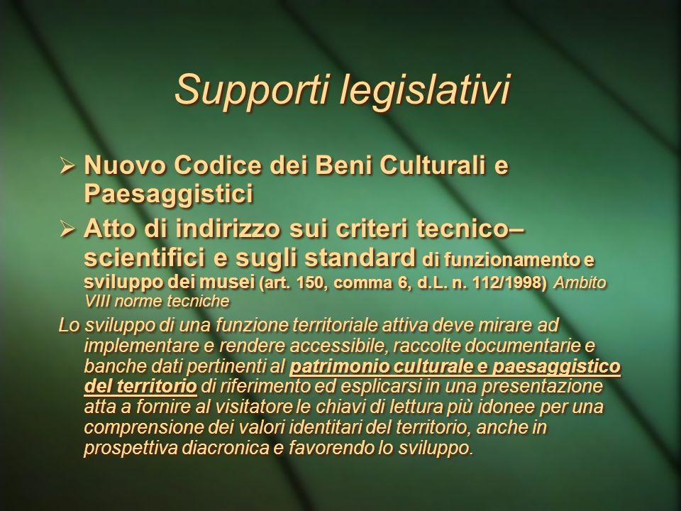 Il museo non è scuola, non è universit à, non è CNR, non è un programma di divulgazione scientifica, perch é a differenza di tutti questi enti al muse