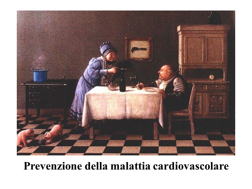 Prevenzione della malattia cardiovascolare