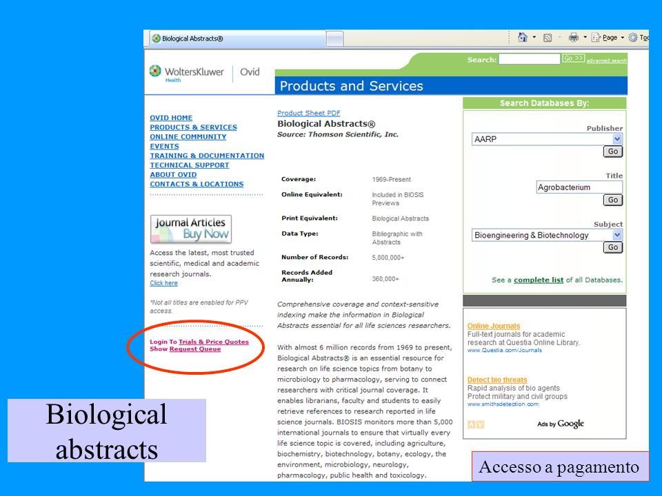 Impact factor: enormi differenze tra giornali IF