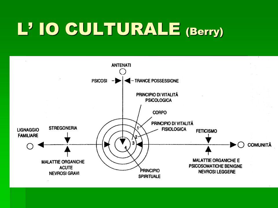 L IO CULTURALE (Berry)