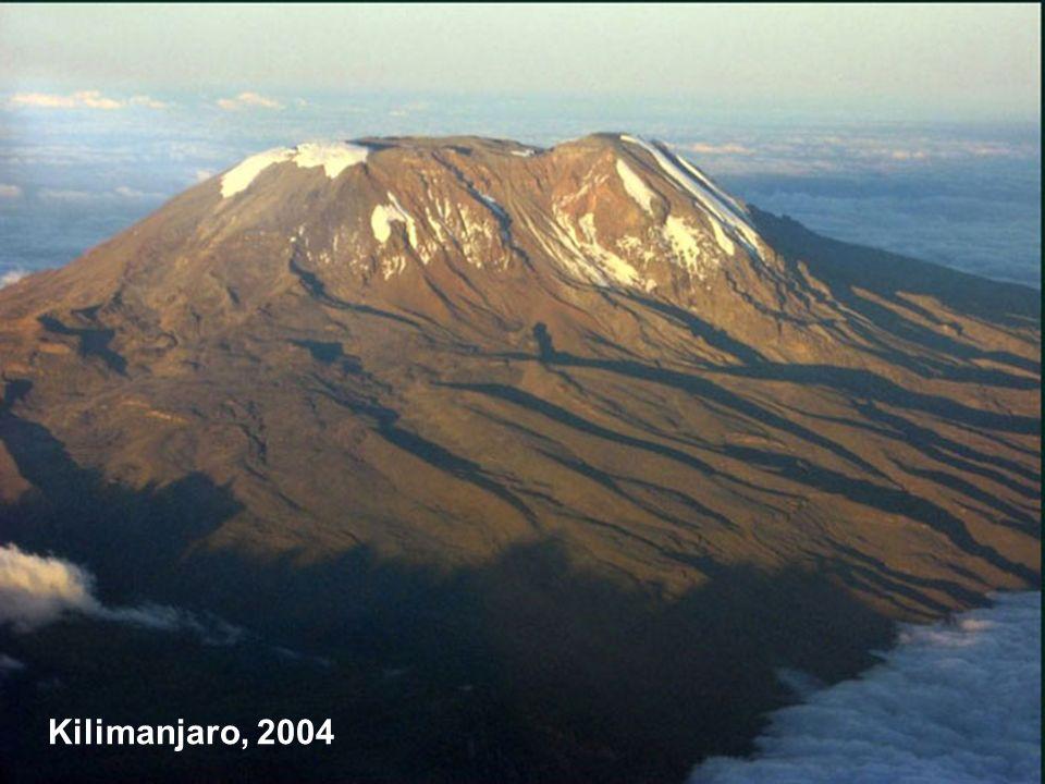 Kilimanjaro, 2004
