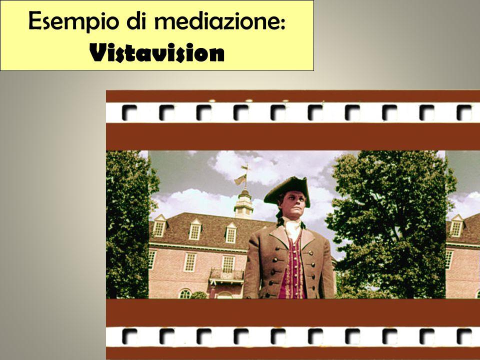 Esempio di mediazione: Vistavision