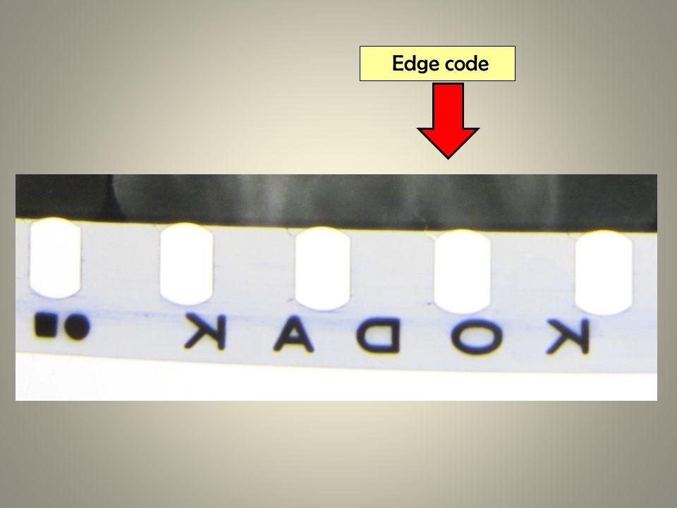 Edge code