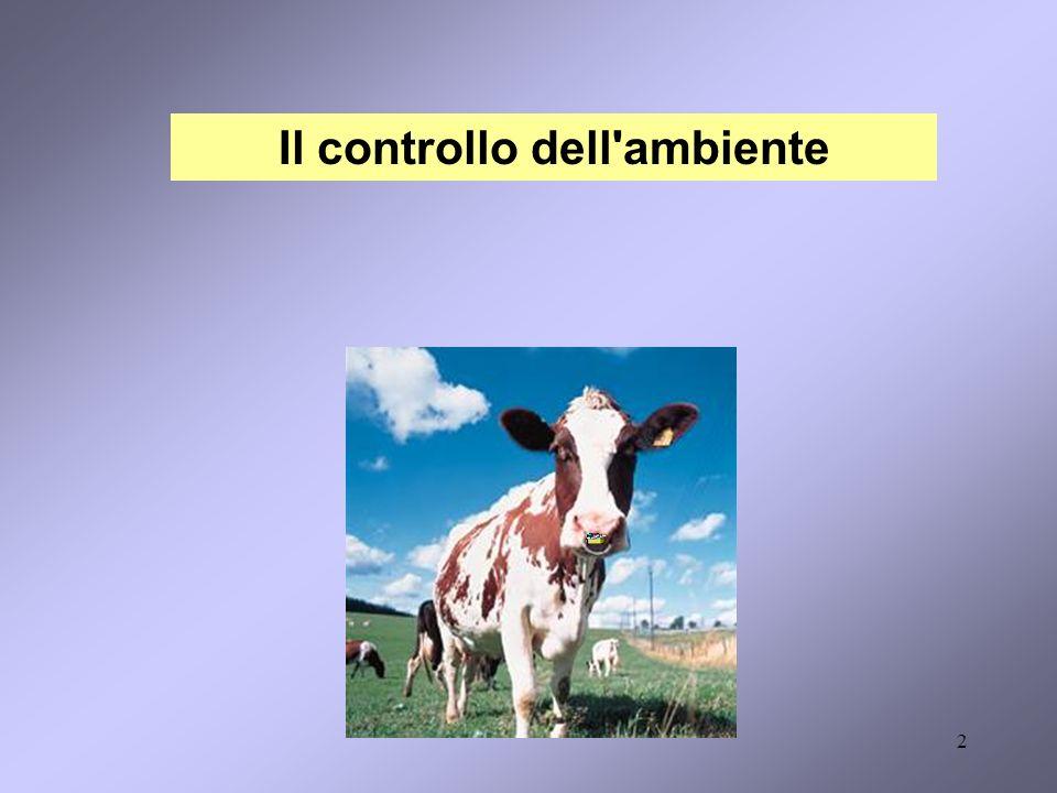 2 Il controllo dell'ambiente