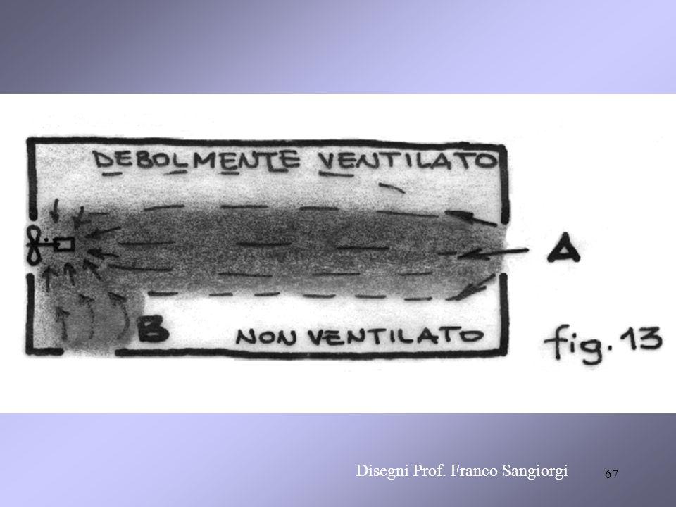 67 Disegni Prof. Franco Sangiorgi